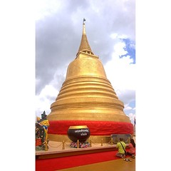 บรมบรรพต Golden Mount #bangkok #squaready