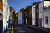 Painted Society (Dimmilan) Tags: street uk windows england sky urban house london sunshine architecture oldarchitecture galleryoffantasticshots