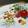 Sill & Spicy cream.This menu making for swedish midsummer. #Midsummer #Food #Fish #Sill #Swedish #Bacon #อาหาร #ปลา #เบคอน #สวีเดน (wichagon_moeikhao) Tags: food fish bacon sill midsummer swedish อาหาร ปลา สวีเดน เบคอน