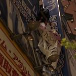 トレーダー 秋葉原 3号店 壁面広告 恋がさくころ桜どき から Z/X に変更中 2 thumbnail