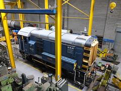 08911 National Railway Museum York (relex109.com) Tags: york museum railway class national 08 shunter 08911