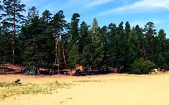   Ladoga (Zaostrov'e) (deepskyobject) Tags: travel summer sun lake nature water russia sunnyday            lado