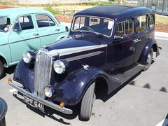 Vauxhall DX 14/6 Saloon c.1937 (andreboeni) Tags: auto classic cars car voiture retro oldtimer british autos saloon voitures vauxhall dx automobili 146 classique