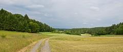 Hiking - Pottenstein (haegar52002) Tags: digital hiking juli 2014 pottenstein oberfranken nikond200 ivv dunklewolken 20kmstrecke