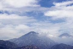 (Brandon Jamal Photography) Tags: california blue vacation sky mountains hot art clouds photography desert pomona