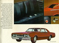 1967 Oldsmobile F-85 Club Coupe (coconv) Tags: pictures auto door old 2 art classic cars car illustration club sedan vintage magazine ads painting advertising cards photo flyer automobile post image photos drawing antique interior postcard ad picture images advertisement vehicles photographs card photograph postcards 1967 vehicle autos collectible collectors brochure coupe 67 automobiles olds oldsmobile dealer prestige f85 cutlasss