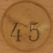 Bingo Number 45