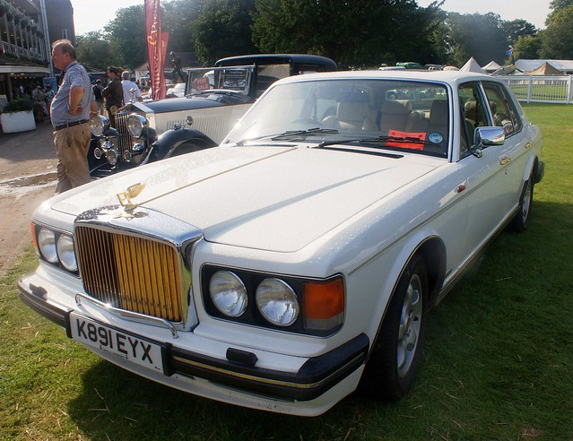 show car turbo vehicle bentley rl revival warandpeace