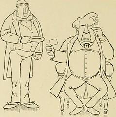 """Image from page 397 of """"Skämtbilden och dess historia i konsten"""" (1910)"""