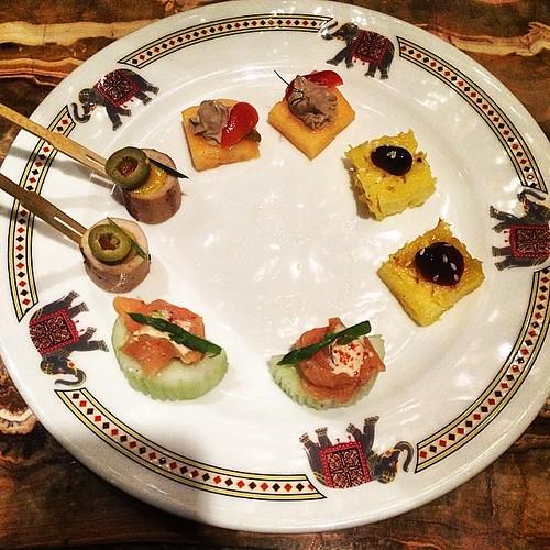 Molecular Gastronomy! Sophisticated #FoodPorn