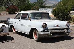 Poncho (twm1340) Tags: arizona classic car az cottonwood pontiac aug 2014