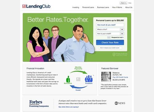 LendingClubHomepage2