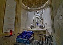 St Anne M9s (Greg Riekens) Tags: church saint minnesota statue religious nikon candles catholic cathedral basilica mary minneapolis christian stanne basilicaofstmary d7000