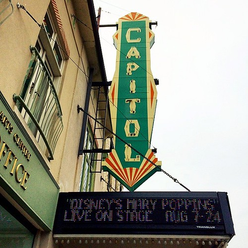 A Port Hope cultural hub and the last fully-restored atmospheric movie theatre still in operation in Canada. #PortHope
