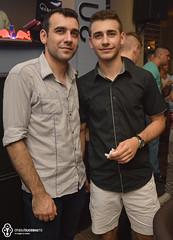 2 August 2014 » DJ John Junior și VJ Mihai