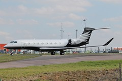 N1KE Gulfstream G650 (R.K.C. Photography) Tags: uk aircraft nike lutonairport bizjets ltn n1ke eggw gulfstreamg650 canoneos1100d