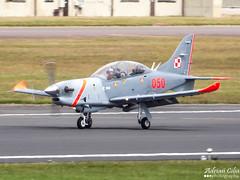 Poland Air Force --- PZL-Okecie PZL-130TC-1 Turbo Orlik --- 050 (Drinu C) Tags: plane aircraft military sony turbo panning dsc ffd fairford 050 riat orlik polishairforce theroyalinternationalairtattoo egva pzlokecie polandairforce pzl130tc1 hx100v adrianciliaphotography