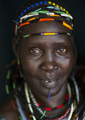 Woman From Anuak Tribe In Traditional Clothing, Gambela, Ethiopia (Eric Lafforgue) Tags: africa travel portrait people woman black geometric beautiful beauty smile smiling vertical closeup female hair outdoors photography necklace women day adult african feminine decorative sudan bra border culture documentary tribal jewellery bead ethiopia ornate tribe ethnic adultsonly anthropology oneperson indigenous ethnicity adornment humaninterest hornofafrica decorativeart ethiopian traditionalclothing artandcraft darkbackground beadednecklace onewomanonly lookingatcamera colorpicture africanethnicity 1people gambela artscultureandentertainment anuak africanculture onlywomen gambella anyuak colourpicture onematurewomanonly oneadultonly agnwak anywaa ethiopianethnicity ethio1402168