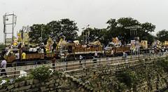 Waited the whole night to immerse Lord Ganesh after 11 day rituals of Ganesh Chaturthi Hyderabad India 2014 (Krishna moorthi E) Tags: india night lord whole ganesh hyderabad krishna bund vinayaka chaturthi rituals immersion pillayar moorthi chavithi krishnamoorthi esakkymuthu nimmajan variotessartfe2470mm
