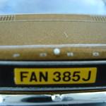 VA13306 FORD CAPRI MK I 2000GT XLR (TAWNY METALLIC) - 2014 Collectors Club Model