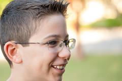 Ed starting 6th grade (JD Speer) Tags: cj eddie firstdayofschool