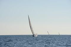 DSC_3807 (kenneth.sandvik) Tags: boat sailing sunny regatta indiansummer onestar skjæløy zhik boatsports zhikskjæløyonestar2014 onemanoneboat