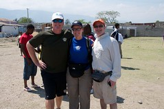 Bob Gailey, Tabi and Sean (JP Theberge) Tags: art haiti amputees challengedathletes