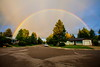 Front Door (stevenbulman44) Tags: summer sky calgary canon rainbow alberta lseries 1740f40l
