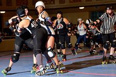 denver_vs_gotham_L3406205 (1) (nocklebeast) Tags: ca usa rollerderby rollergirls denver sacramento skates mhc gothamgirlsrollerderby milehighclub d1playofftournament
