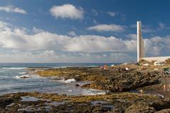 IMG_2476 (BvsOne) Tags: ocean sea lighthouse faro spain tenerife canaries