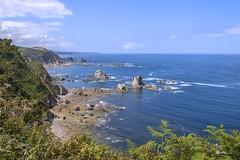 La Playa del Silencio - Asturias (V.Maza) Tags: asturias playa cudillero asturies playadelsilencio castañeras gavieru