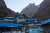 Dream Lodge, Deurali, Annapurna Base Camp trek, Nepal (Matt-Zimmerman) Tags: morning nepal camp trek dream lodge base annapurna himalayas 2012 basecamp annapurnabasecamp kaski westernregion deurali dreamlodge