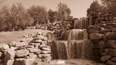 Wichita Falls (Nelo Hotsuma) Tags: park county man fall water river us waterfall texas tx united north falls made interstate states wichita 44