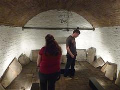 The crypt (Scott Beveridge) Tags: ohio church cincinnati graves tombs overtherhine