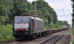 189 209 Voerde 03.08.2014 (hansvogel51) Tags: germany private deutschland siemens eisenbahn voerde eisenbahnen mrce br189 eurosprinter eloks es64f4