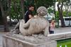 Pose (rj.putter) Tags: paris france pose streetphotography olympuspen avenuedenewyork panasonic20mm17