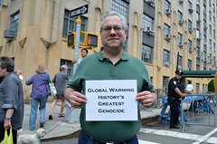 climate decrier 08 (JasonLee) Tags: nyc protest environment genocide climatechange 2014 climatemarch peoplesclimatemarch