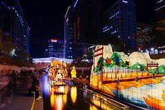 Seoul Lantern Festival (stuckinseoul) Tags: photo asian kpop seoul asia sigma2470mmf28exdghsm southkorea city lanternfestival canoneos6d korea capital seoullanternfestival2016   photograph  i u republicofkorea night iseoulu flickrseoul korean seoullanternfestival cheonggyecheon seoulkorea festival kr lantern