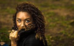Frio! (Photorapha) Tags: modelo frio cold park parque ibirapuera portrait retrato olhos eyes