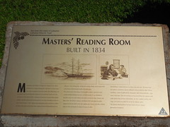 Master's Reading Room Historic Marker (jimmywayne) Tags: baldwinhome baldwin lahaina maui mauicounty hawaii historic masters readingnroom marker readingroom
