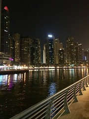 Move to Dubai, September 2016 (Bryn Pinzgauer) Tags: festivalcity dubai marina relocation
