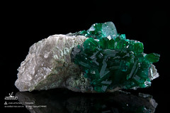 Dioptasa (Mr Giuseppe) Tags: mineral minerales geologia mineralogia rocas rocks crystals geology mineralogy