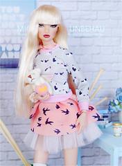 A-Z: T - toy box treasures (Michaela Unbehau Photography) Tags: azchallengegroupwwwflickrcomgroups2962397n20discuss72157673492643320ttoyboxtreasuresshowusthatyourdollslovetoysjustasmuchastheircollectorsdodoesyourdollhaveafavoritetoyshelikestosnugglewithor doesheshehaveanentirecollectionoftreasuredtoysfromhisherchildhoodtheonlyrequirementforthisthemeisthattheremustbeatoysomewhereinthephoto fashion royalty nuface erin s making scene blonde sweet adorable style barbiestyle diorama michaela unbehau fashiondoll doll dolls photography mannequin model mode puppe fotografie studio table top