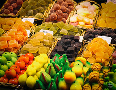 Sweets from the Market (brianloganphoto) Tags: market food vacation larambla family barcelona laboquera spain laboquera catalunya es