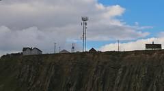 Clee Hill mast, HTT ! (Kez West) Tags: htt cleehills mast poles posts midlands britain