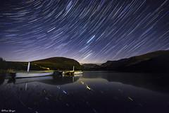 Llyn Nantlle Star Trails (Paul Sivyer) Tags: llynnantlle llynydywarchen snowdonia snowdon startrails nantlle nantllevalley wildwalescom paulsivyer