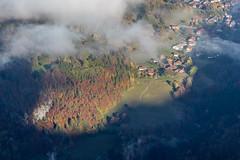 2016-10-26-IMGL2143 (Cdric BRUN) Tags: automne fall mountain montagnes haute savoie france alpes alps clouds nuages lumire light beautiful magnifique mont saxonnex landscape paysage