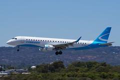 VH-NJA Cobham Aviation Embraer ERJ-190LR (johnedmond) Tags: perth ypph australia embraer erj190 aviation aircraft aeroplane cobham
