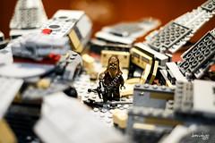 Chewbacca (Daniel Y. Go) Tags: fuji fujixpro2 xpro2 philippines toy starwars millenniumfalcon lego chewbacca