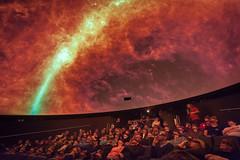 "(Lee ""Pulitzer"" Pullen) Tags: planetarium atbristol 4k fulldome evanssutherland digistar5 bristol sciencecentre sciencecommunication planetariumnights astronomy infrared"